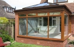 uPVC orangery in West Kirby, Wirral