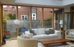 Accoya Timber Orangery Interior