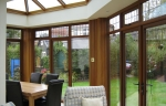 oak  orangery internal