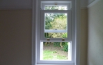 Accoya tilt and slide sash window