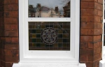 Accoya sliding sash window