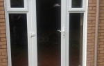 upvc door arched tops