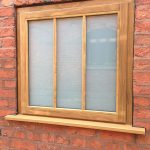 Accoya timber window