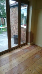 Accoya bifold doors