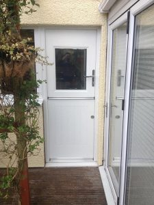 RockDoor stable rear door