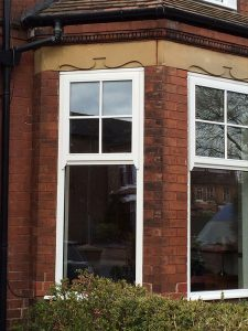 Accoya wood casement windows