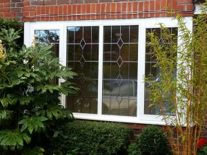 White Accoya windows