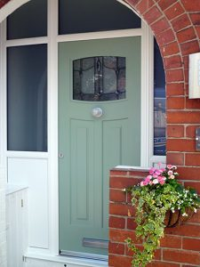 Chartwell Green composite door installation