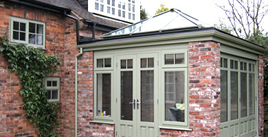 Orangery in chartwell green