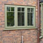 Accoya wood timber windows