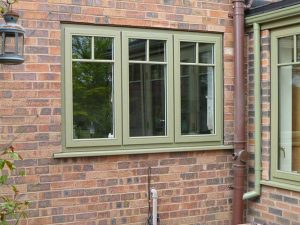 Accoya timber windows