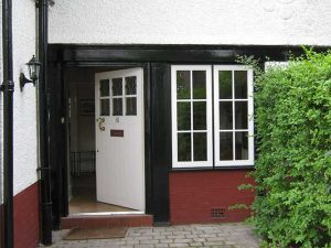 Double glazed timber windows and doors
