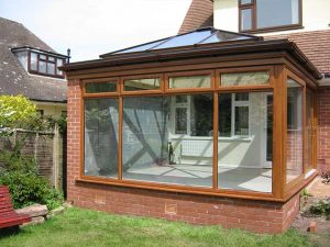 uPVC orangery windows
