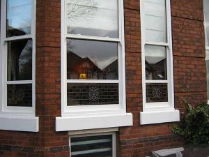 Accoya wood timber sliding sash windows