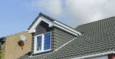 Fascias and soffits roofline image