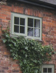 Chartwell Green timber windows
