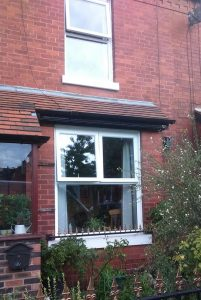 Timber conservation casement windows