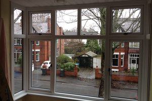 Timber windows installation
