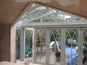 Gothic conservatory