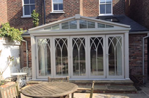 Hardwood Conservatory by Reddish Joinery
