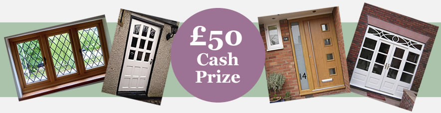 Win £50 for your photos of Reddish Joinery installations