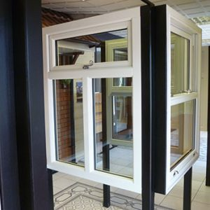 Reddish Joinery's Sale showroom collection of high quality uPVC windows