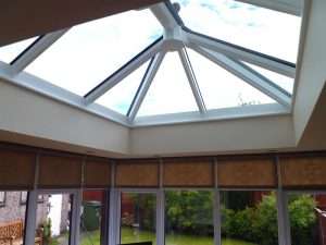 uPVC orangery rooflight