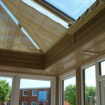Sale Showroom Conservatory Roof