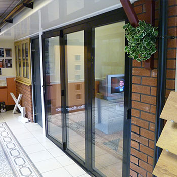 Sale Showroom Bifold doors