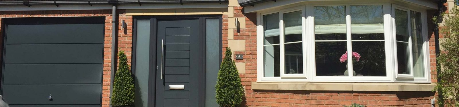 Composite Door Upvc Windows