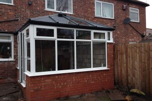 Conservatory with LivinRoof