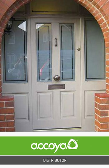 Accoya and timber doors from Cheshire joinery Reddish