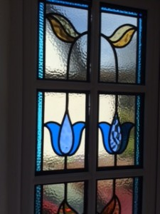 stained glass burnage
