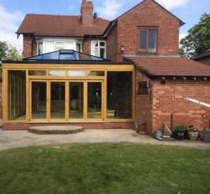 Accoya orangery altered