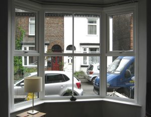 uPVC bay windows