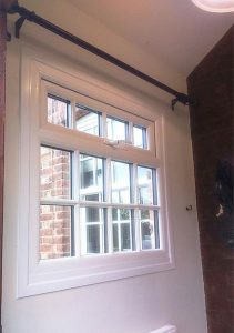 uPVC Georgian casement windows