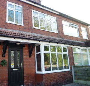uPVC windows and composite door