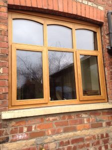 Accoya wood windows