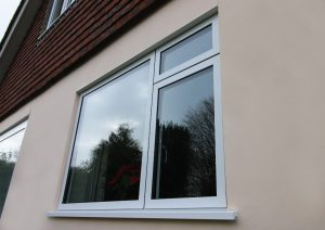 aluminium windows in white outside view2