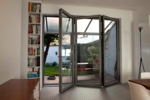 Contemporary Bi-fold Doors
