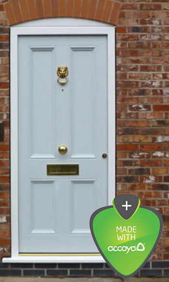 Accoya wood and timber doors from Cheshire joinery Reddish