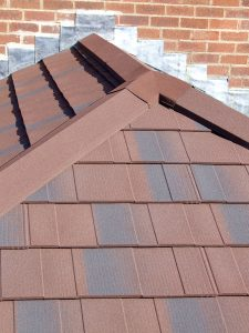 Supalite tiled conservatory roof tiles