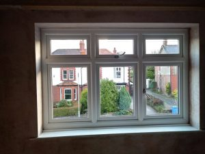 New Flush Sash Heritage Window