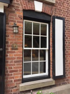 Sliding Sash Timber Window