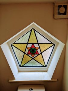 Small Stained Glass