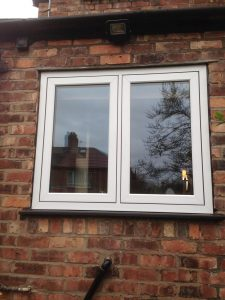 Small Timber Window