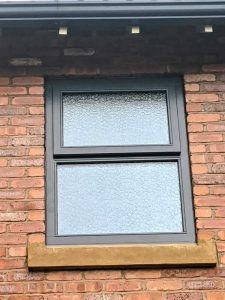 Timber Effect Window