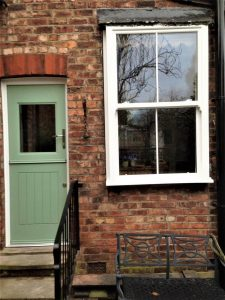 Timber Sliding Sash Window