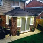 Small SupaLite Conservatory Roof