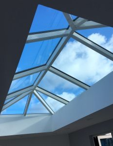 SupaLite Glass Roof Replacement